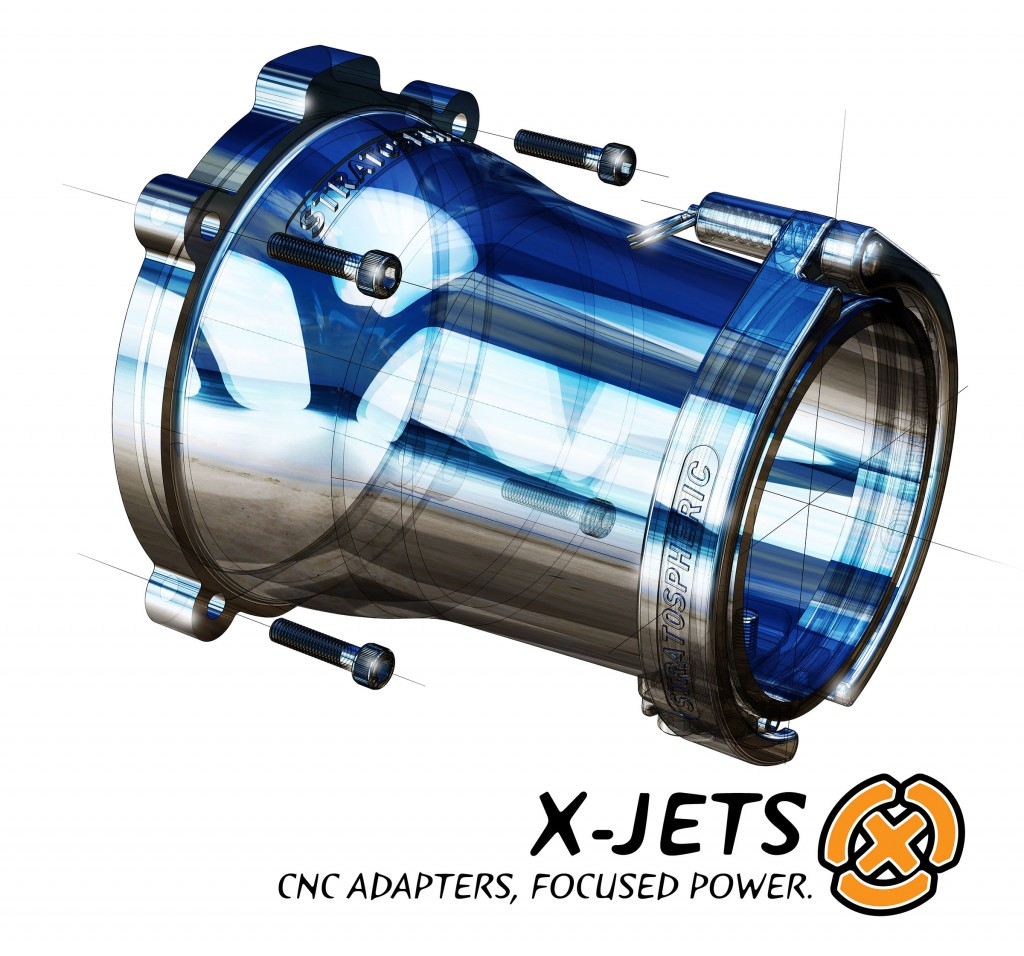 X-Jets Technical Adverts