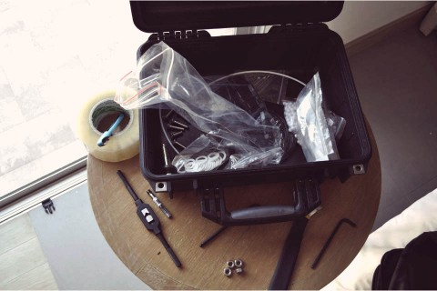 jetpack assembly kit
