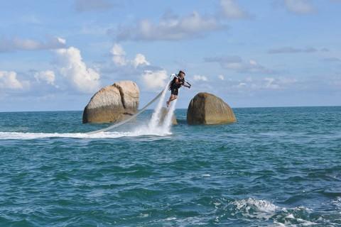 X-Jetpacks Hinta Hinya Rocks, Thailand